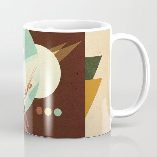 Vintage Space Poster Series I - Explore Space - It's Fun! Mug