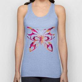 Butterfly 311 Unisex Tank Top