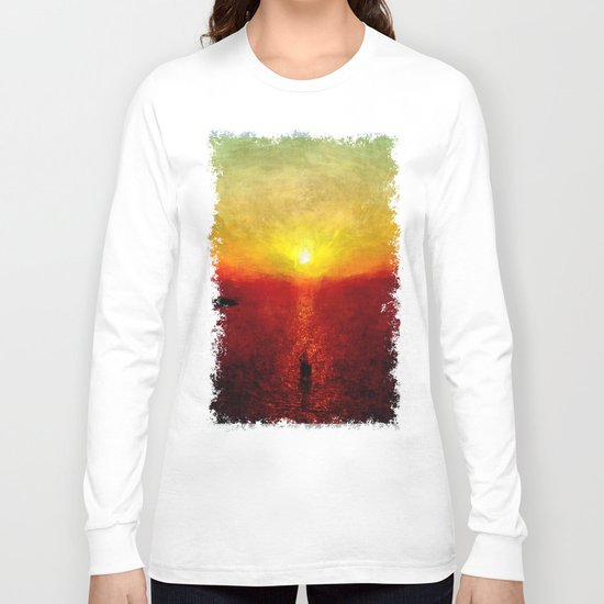 sungoesdown Long Sleeve T-shirt