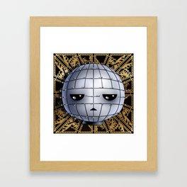 Chibi Pinhead Framed Art Print