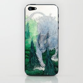 Jungle Cat II iPhone Skin