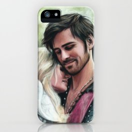 A Quiet Moment In Camelot iPhone Case
