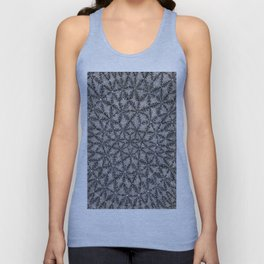 ' 7 of 7 ' By: Matthew Crispell Unisex Tank Top
