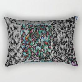 Colorful 05 Rectangular Pillow