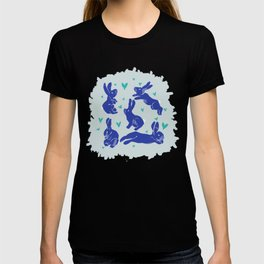 Bunny love - Blueberry edition T-shirt