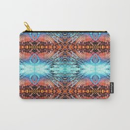 Glass and Light Fusion Carry-All Pouch