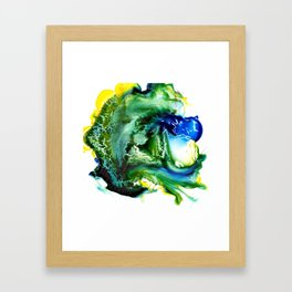 What are you Trying to be? Framed Art Print