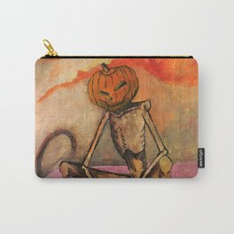 Halloween Head: Monsters Carry-All Pouch