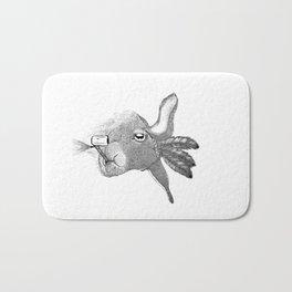 bunny Bath Mat