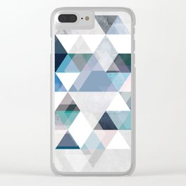 Graphic 111 Clear iPhone Case