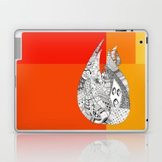 Fuego Laptop & iPad Skin