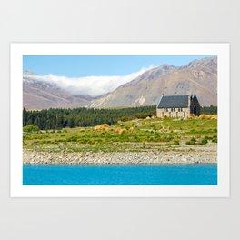 Church of the Good Shepherd Art Print