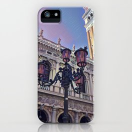 Campanile on the Piazza San Marco iPhone Case
