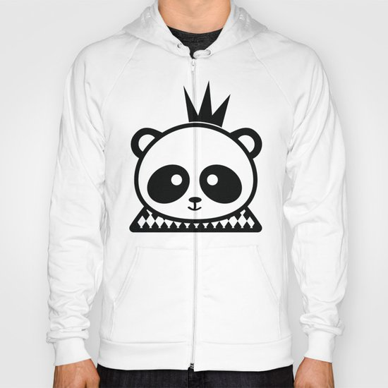 Panda Prince Hoody