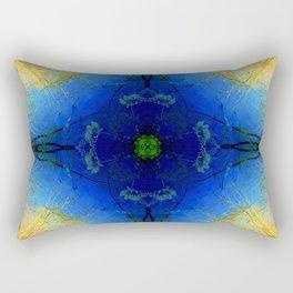 Too Blue G9070 Rectangular Pillow
