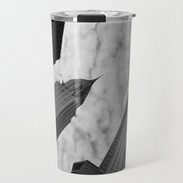 NY clouds Travel Mug