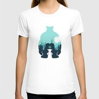 monsters inc T-shirts featuring Welcome To Monsters, Inc. by filiskun