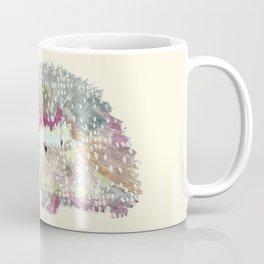 Ugly Sweater Hedgehog Coffee Mug