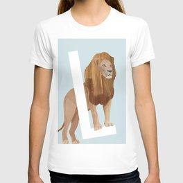 L - Lion T-shirt