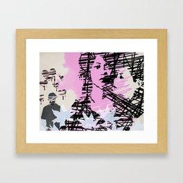 Dorama Framed Art Print