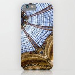 Galeries Lafayette iPhone Case