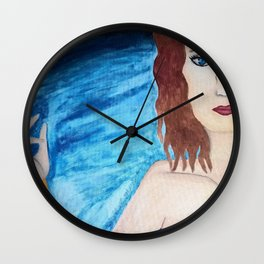 Prisoner of Time Wall Clock