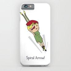 Spiral Arrow Slim Case iPhone 6s
