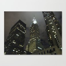 The pinnacle Canvas Print