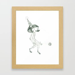 Petanque Framed Art Print