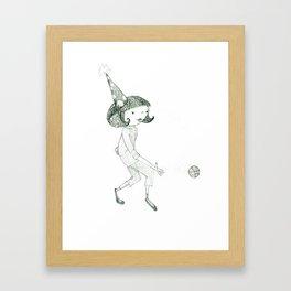 Petanque Framed Art Print