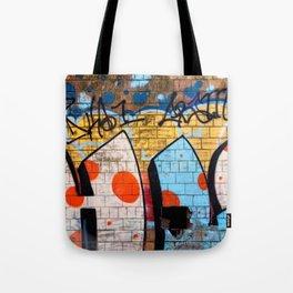 Pepper Distillery Graffiti HIC Tote Bag