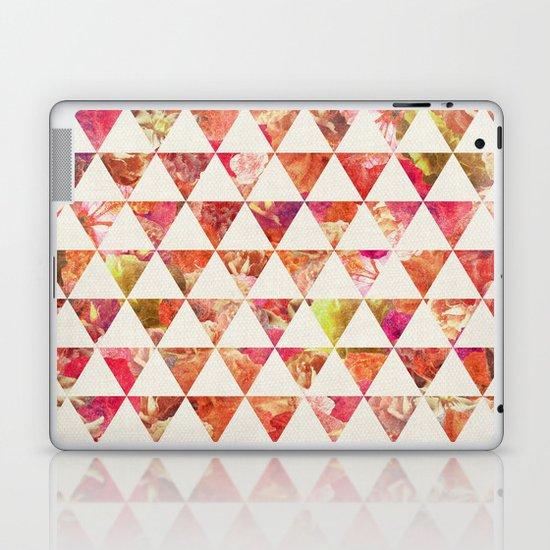 FLORAL FLOWWW Laptop & iPad Skin