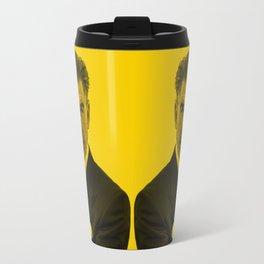 Pierce Brosnan - Celebrity Travel Mug