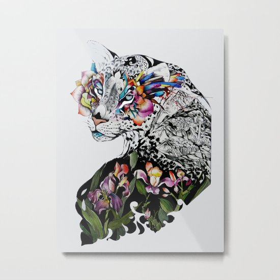 Alexandria Metal Print