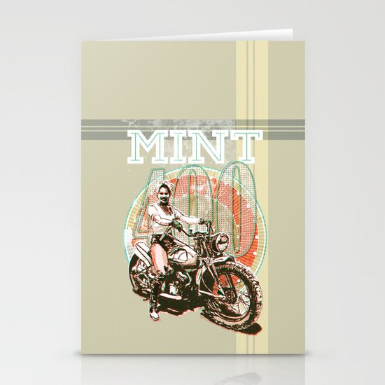 MINT 400 Stationery Cards