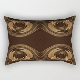 Sequential Baseline Pattern 16 Rectangular Pillow