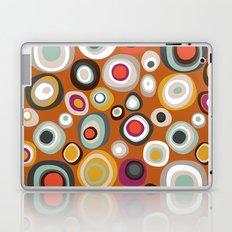 veneto boho spot amber Laptop & iPad Skin