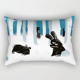 Zoo Bizarre l Winter 2019 Rectangular Pillow
