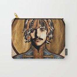 Boho Beatle ( Ringo ) Carry-All Pouch