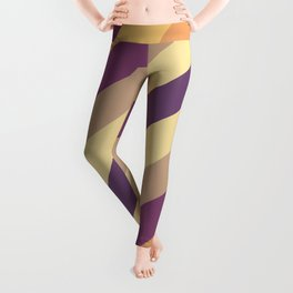 Colorful Lines Leggings