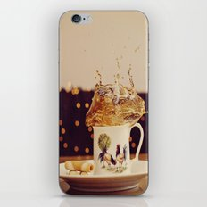 Splish Splash Sploosh iPhone & iPod Skin