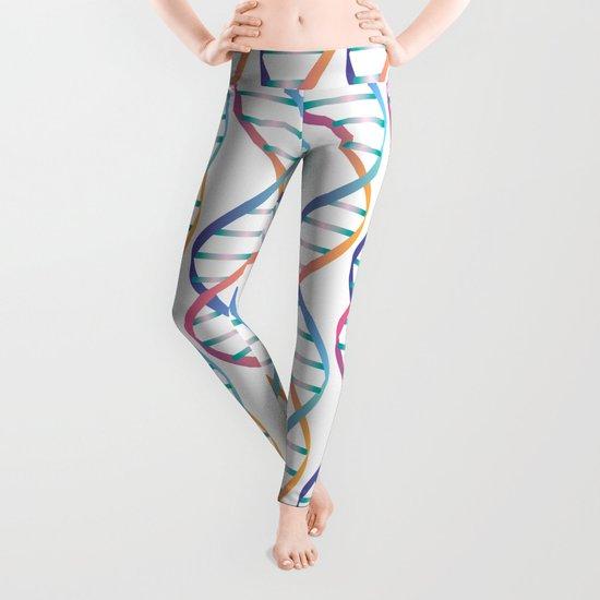 DNA weaved leggings *MTO*
