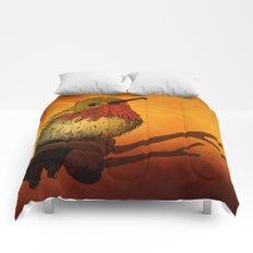 The Sunset Bird Comforters