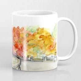 Central Park: Bethesda Fountain Coffee Mug