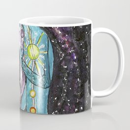 Love is a Vortex - Chakra Spiritual Kundalini Yoga Sex Coffee Mug