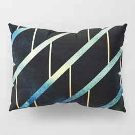 Slated for Storms Pillow Sham