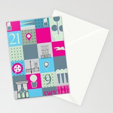 Stuff from SW3  Stationery Cards