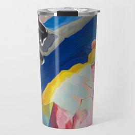 Color Milkshake Travel Mug