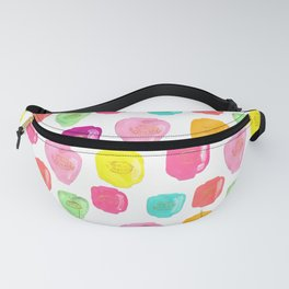 Colorful 90s Polly Pocket Collection  Fanny Pack