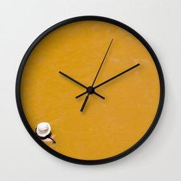 Banos Morales, Chile Wall Clock